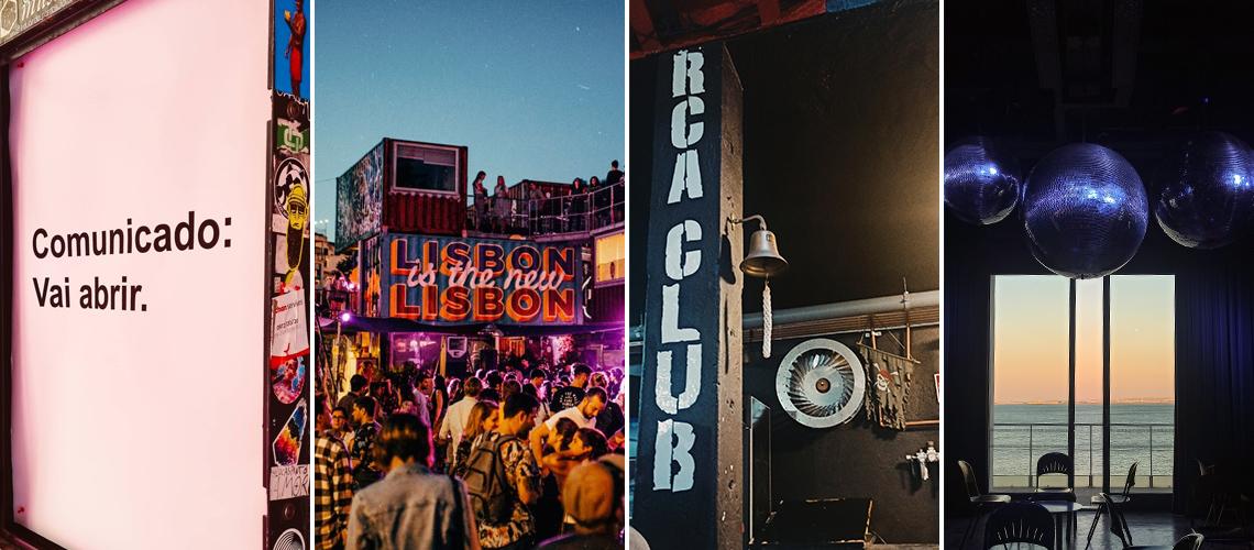Desconfinamento: Discotecas e Bares Lisboetas Respiram de Alívio e Partilham Programação