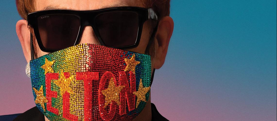 Elton John Anuncia Álbum Colaborativo Com Miley Cyrus, Eddie Vedder, Gorillaz, Dua Lipa, Stevie Wonder, Entre Outros