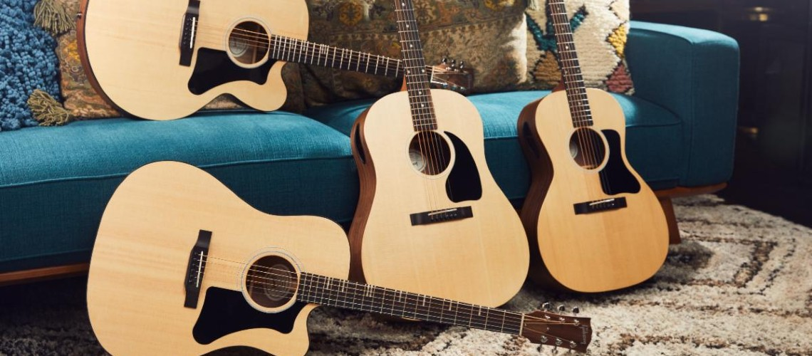 As Acústicas Gibson Generation Collection e o Inovador Player Port