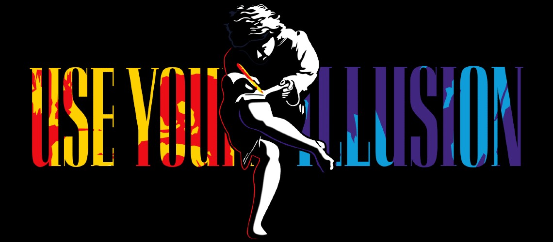 Use Your Illusion, O Genial e Mal Amado Épico dos Guns N' Roses
