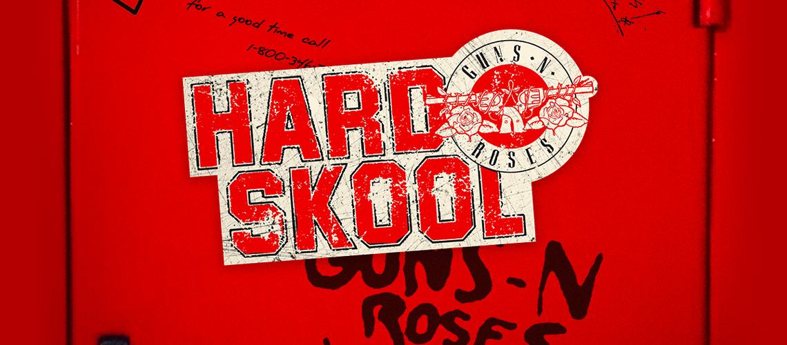 """Hard Skool"", A Nova dos Guns N' Roses"