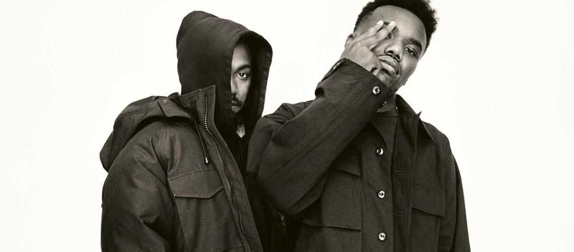 "Kendrick Lamar & Baby Keem, ""Range Brothers"""