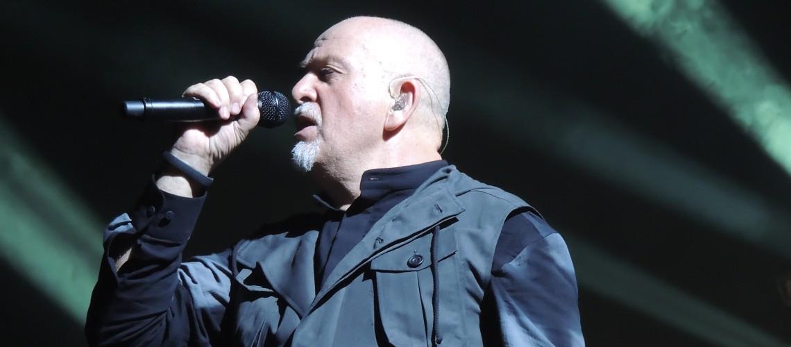 """""""A Life In Vision"""", Nova Biografia de Peter Gabriel"""