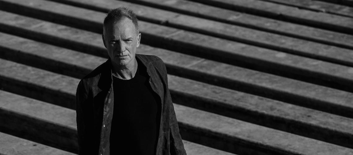 """""""The Bridge"""" é o novo Álbum de Sting"""