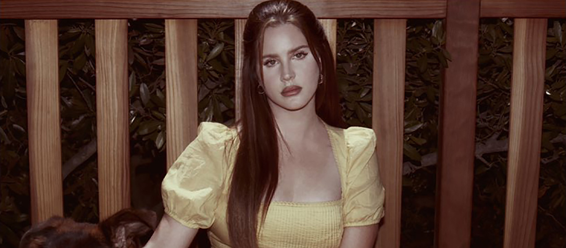 Lana Del Rey, Blue Banisters [Streaming]