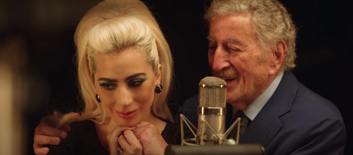 """""""Love For Sale"""" de Tony Bennett e Lady Gaga Já Disponível Para Escuta [Streaming]"""