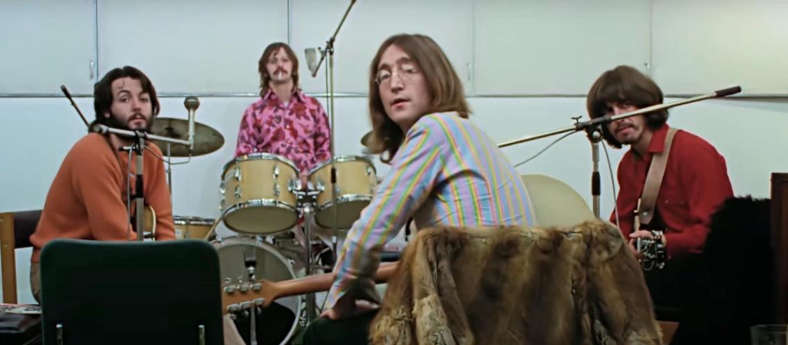 """""""The Beatles: Get Back"""": Já Há Trailer do Novo Documentário de Peter Jackson"""