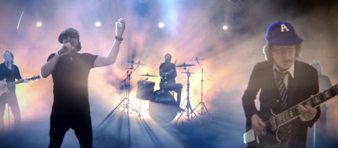 "AC/DC: Vídeo Para ""Through the Mists of Time"" Já Saiu"