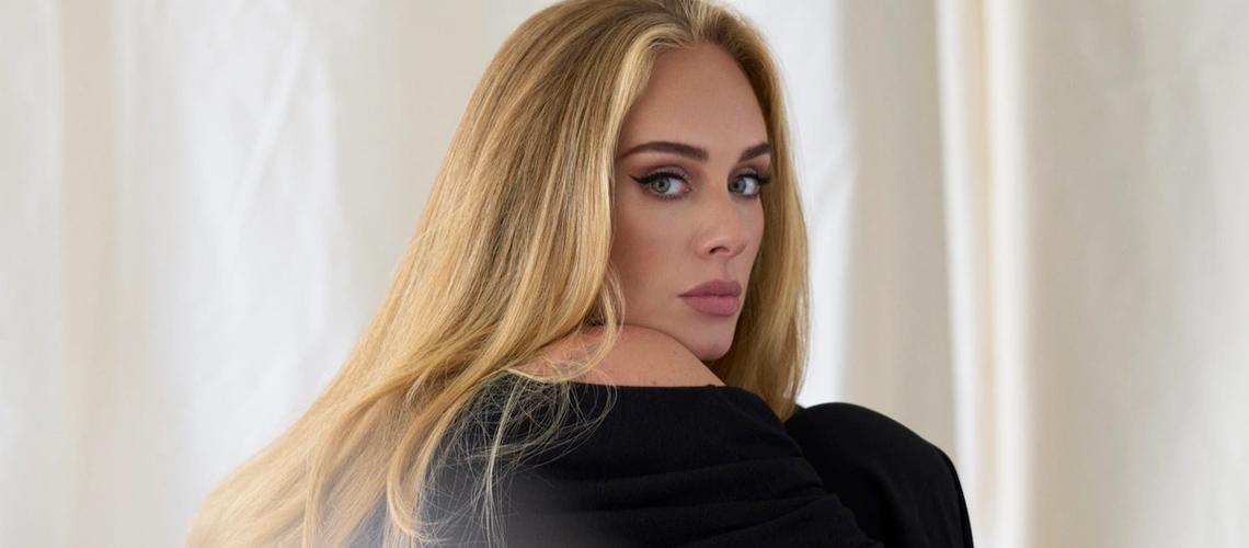 """""""Easy On Me"""", O Single de Adele Que Marca o Regresso Aos Álbuns"""
