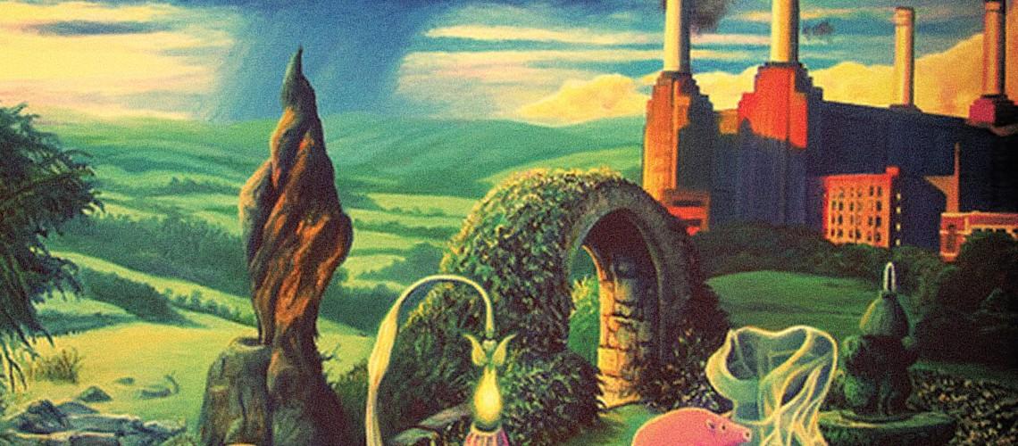 Animals Reimagined: Algumas das Maiores Lendas do Prog Rock Homenageiam os Pink Floyd