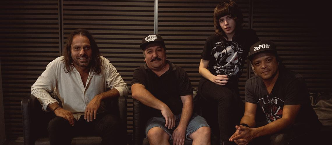 ENTREVISTA | Lefty, Rock Para Suar do Bigode