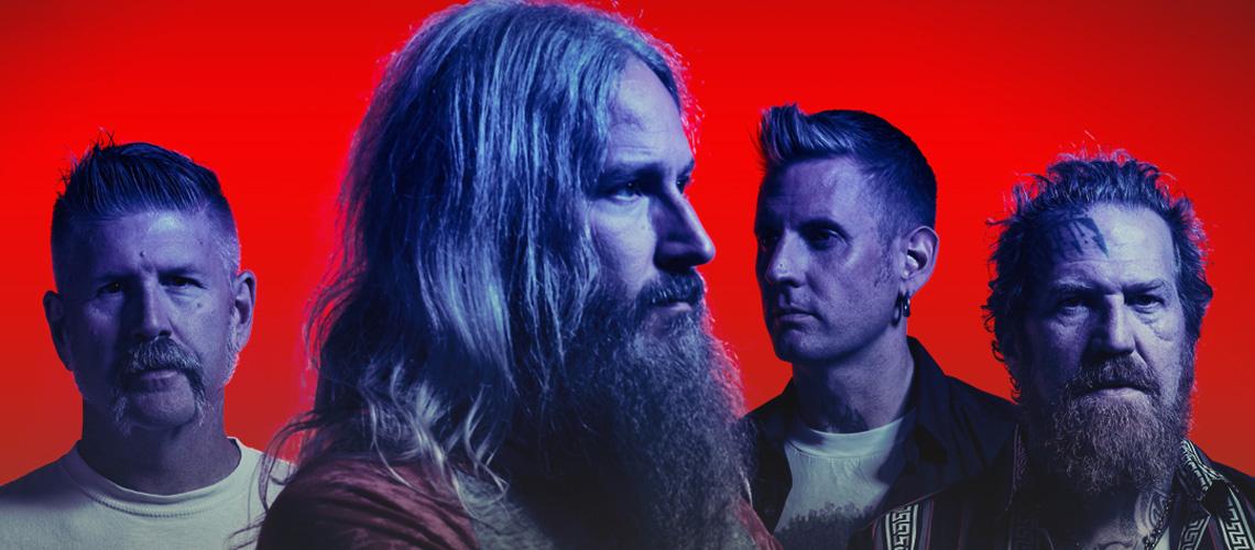 Mastodon Confirmados no VOA – Heavy Rock Festival 2022