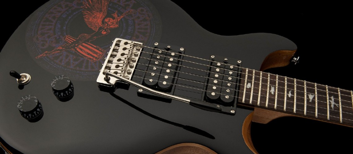 "PRS Guitars, SE Santana ""Abraxas"""