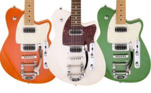 reverend guitars flatroc 2021