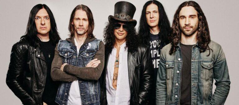 Slash: Novo Álbum, Novo Single e uma Nova Guitarra